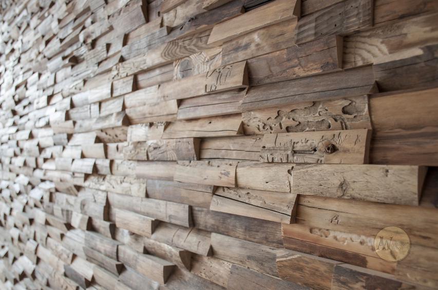 Gatavie projekti antique wood - Wandpaneele altholz ...