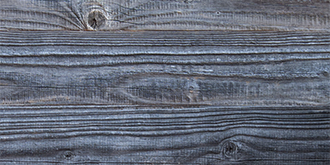 Weathered, sun-burned boards