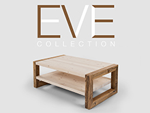 Mēbeļu kolekcija EVE